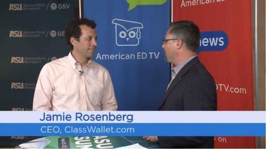 ClassWallet's Jamie Rosenberg